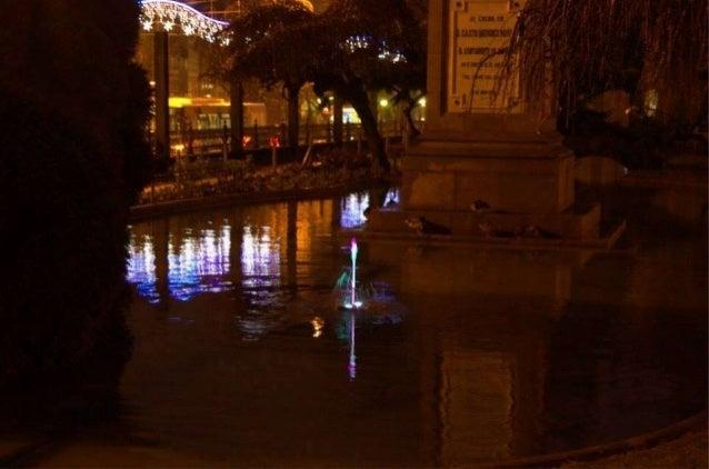 LED's Estanque