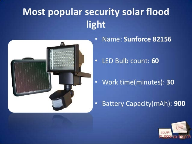 Best led solar flood lights 17 most popular security solar flood mozeypictures Image collections