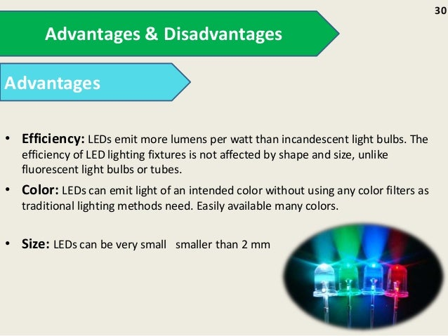 What Are Two Advantages Of Led Light Bulbs ...