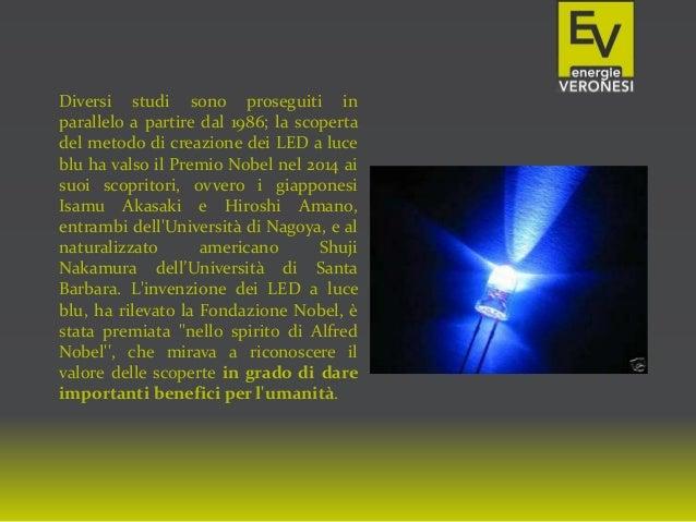 Diversi studi sono proseguiti in parallelo a partire dal 1986; la scoperta del metodo di creazione dei LED a luce blu ha v...