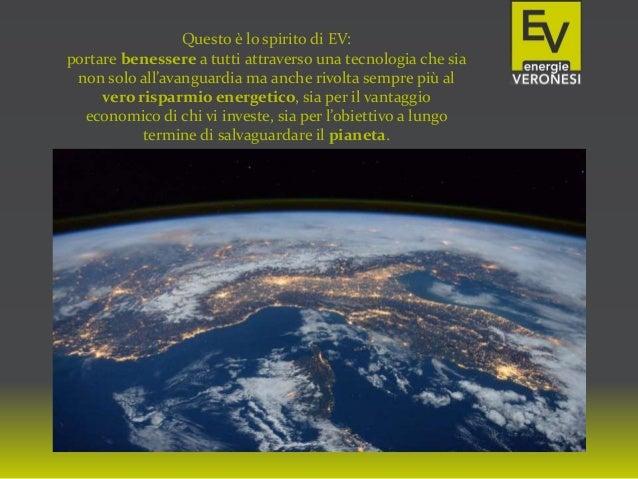 Questo è lo spirito di EV: portare benessere a tutti attraverso una tecnologia che sia non solo all'avanguardia ma anche r...