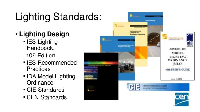 ies lighting handbook 10th edition pdf