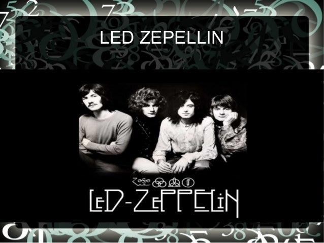 LED ZEPELLIN