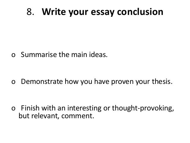 lee write essay steps 9 8 write your essay