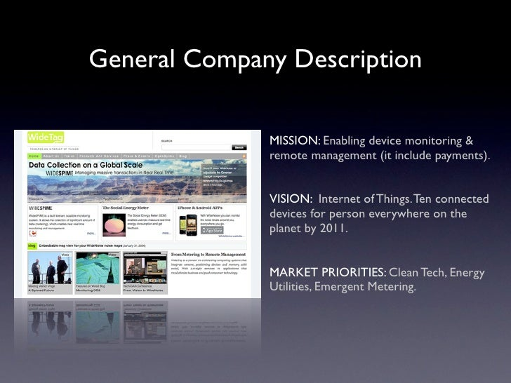 WideTag, Inc. Offices: 370 Convention Way Redwood City, CA 94063                                                          ...