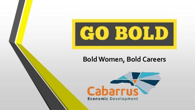 BoldWomen, Bold Careers