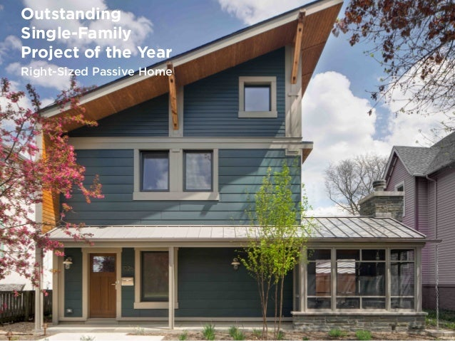 Leed homes awards 2017 for Leed for homes provider