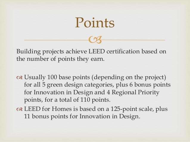 Leed certification for What is leed certification mean