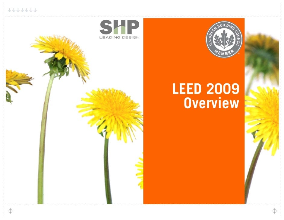 LEED 2009   Overview