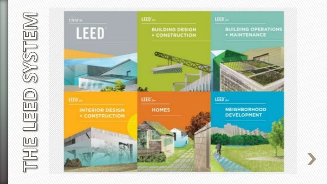 Leed and well an introduction for What is leed
