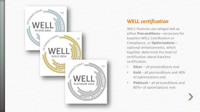 LEED and WELL - An Introduction