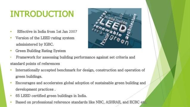 leed certification case studies