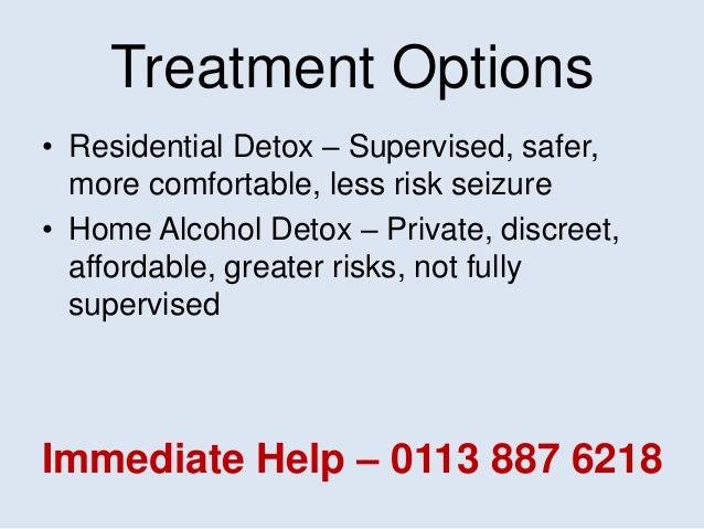Finding Leeds Alcohol Rehab Help... Slide 2