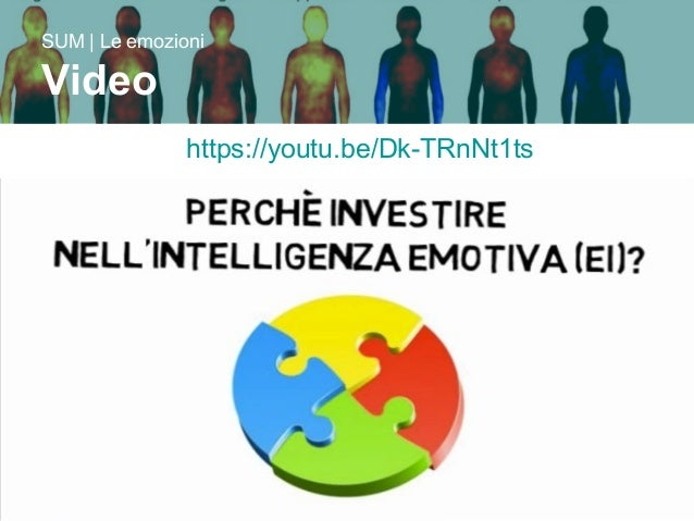 17/09/15 Prof. Gianni Ferrarese 15 SUM | Le emozioni Video https://youtu.be/Dk-TRnNt1ts