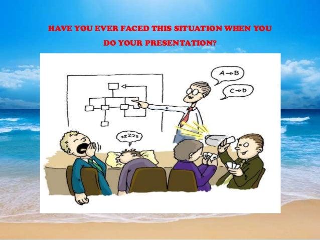 how to do a good presentation pdf