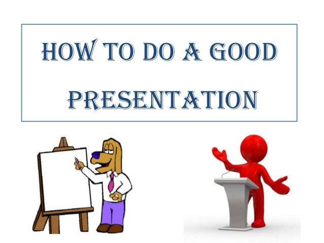 how to do good business presentations longman