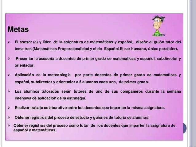 "METODOLOGÍA RELACION TUTORA EN EL PROGRAMA""LEE,PIENSA.. PROFRA.IRENE COTERO HERNANDEZ Slide 2"