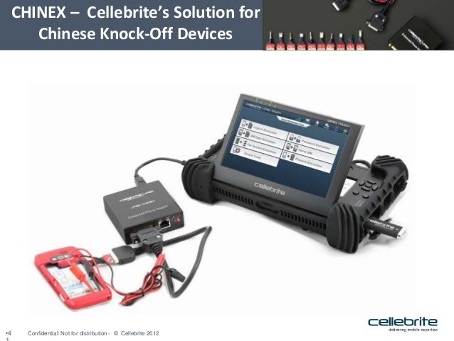 Extracting and Decoding Smartphone and Tablet Evidence with