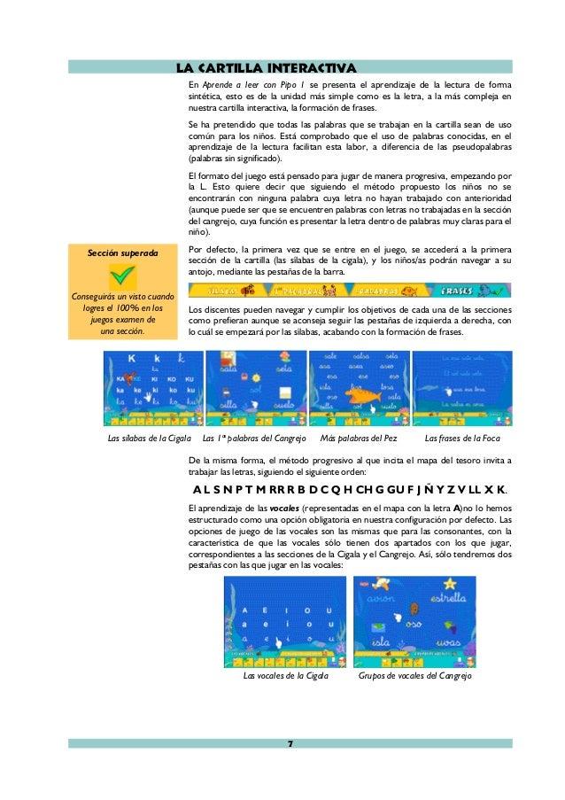 Aprendiendo a leer con pipo 6 7 urtaz Images