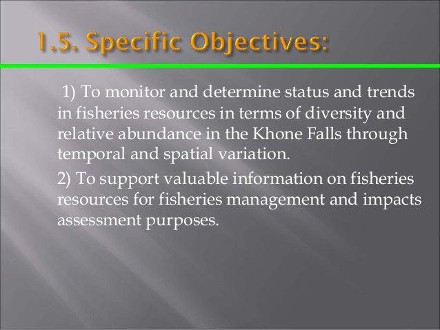3.2. CPUE top five species and trend (2007-2013)