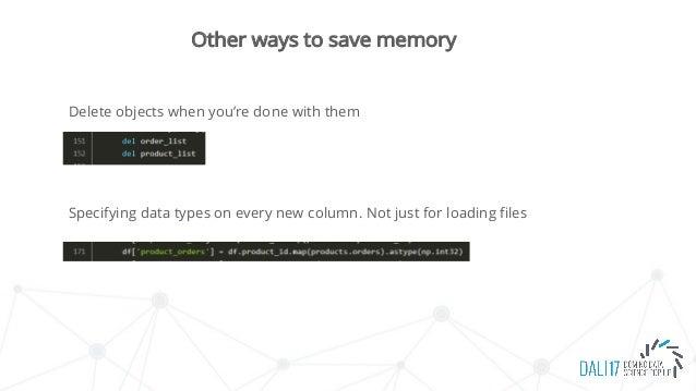 Doing your first Kaggle (Python for Big Data sets)