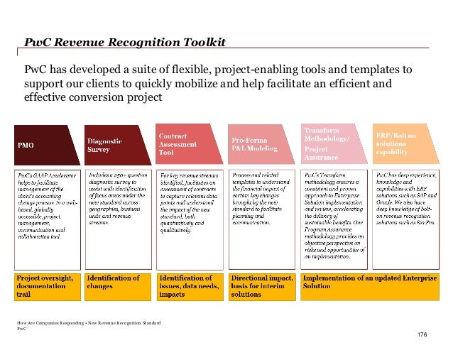 leeyo and pwc webinar on it impact of asc 606 revenue recognition rul rh slideshare net pwc revenue recognition guide 605 pwc revenue recognition guide construction