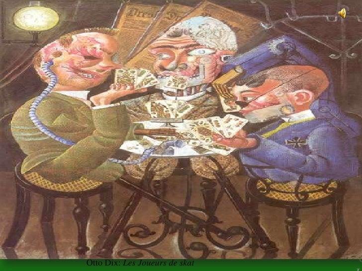 Otto Dix: Les Joueursde skat<br />Otto Dix: Les Joueursde skat<br />