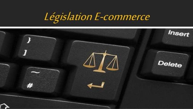 LégislationE-commerce