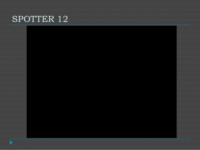SPOTTER 12
