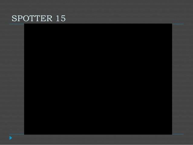 SPOTTER 15