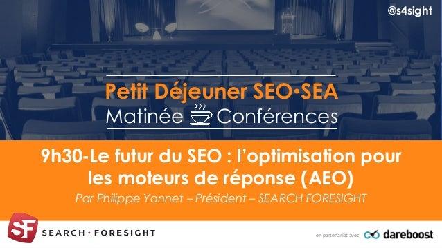 1 SEO – Votre priorité 2018 optimiser les performances de votre site Web Actualités SEO, Content marketing et E-commerce, ...