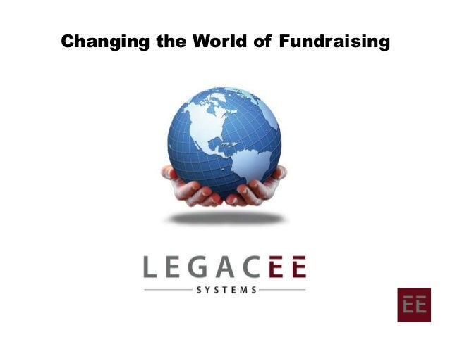 Changing the World of Fundraising