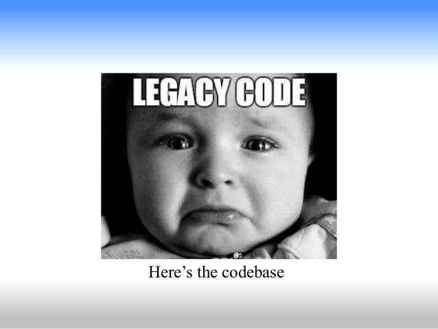 Here's the codebase