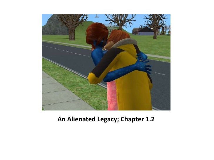 An Alienated Legacy; Chapter 1.2<br />