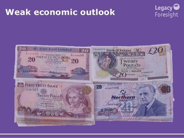 Weak economic outlook