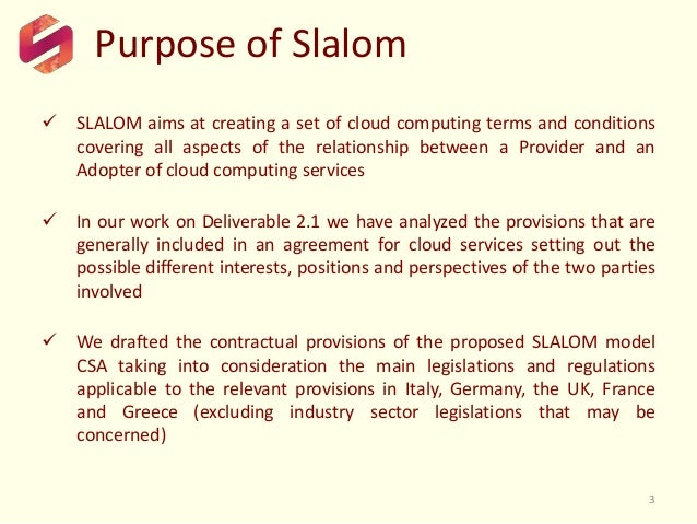 "Slalom Webinar Final Legal Outcomes Explanined ""Using The Slalom Cont…"