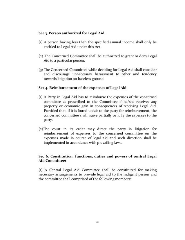 Legal aid system in nepal legal aid act 1997 40 spiritdancerdesigns Images