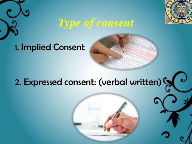 consent and informed consent nursing essay The issue of consent in qualitative research nursing essay informed consent means gaining the agreement of a dementia patient to participate in the research.