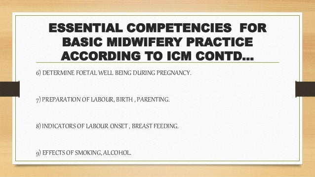 Legal and ethical aspect in Midwifery