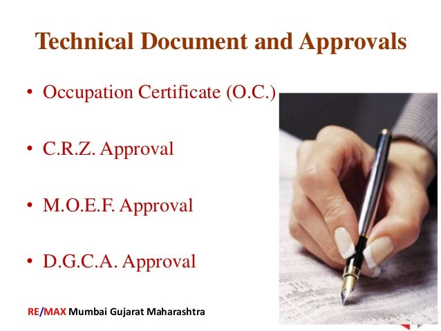 Legal aspects for property transactions completion certificate bcc 30 remax mumbai yadclub Choice Image