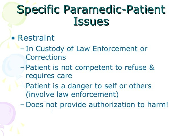 the issues involve in honoring a patients advance directive Deciding on your wishes for care  85,000 hospital patients who received cpr after  involved, particularly if other health issues compromise their ability to.