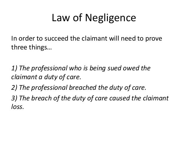 breach duty of care in nursing This topic covers some of the issues around your responsibilities to your clients and to other workers as a worker, you have a legal and moral responsibility to keep your clients safe from harm whilst they are using a service this responsibility is known as 'duty of care' workers have a.