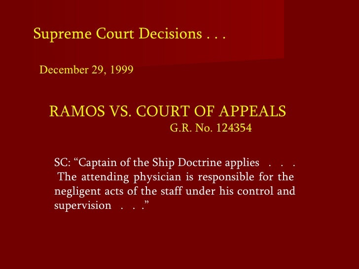 rogelio ramos vs court of appeals Lexisnexis online subscribers: you can link to your account on lexiscom or lexis advance to read the complete headnotes and court decisions, en banc decisions, writ denied summaries, and selected board panel decisions appellate court compensation cases pacific bay recovery, inc v wcab.