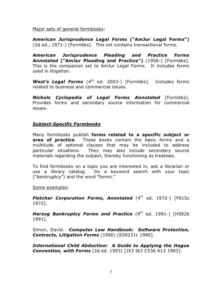 Legal Documents On Line - American legal forms