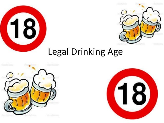 drinking age 21 or 18 The republican has proposed a bill to lower the drinking age in vermont to 18  when asked if 18-year-olds would just drink the same way 21-year-olds do.