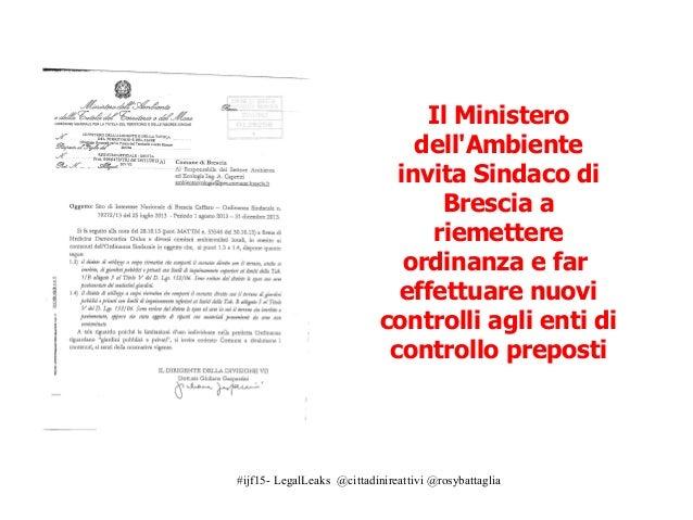 #ijf15- LegalLeaks @cittadinireattivi @rosybattaglia Su Wired: accesso civico e inchieste http://www.wired.it/attualita/am...