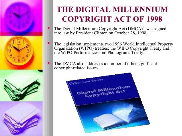 us digital millennium copyright act definition