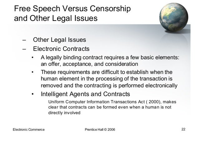 legal and ethical issues in e commerce Ethical, social, and political issues in ecommerce- free online tutorials for ethical, social, and political issues in ecommerce courses with reference manuals and.