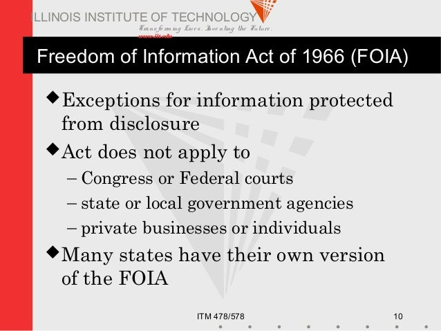 Freedom of Information Act (United States)