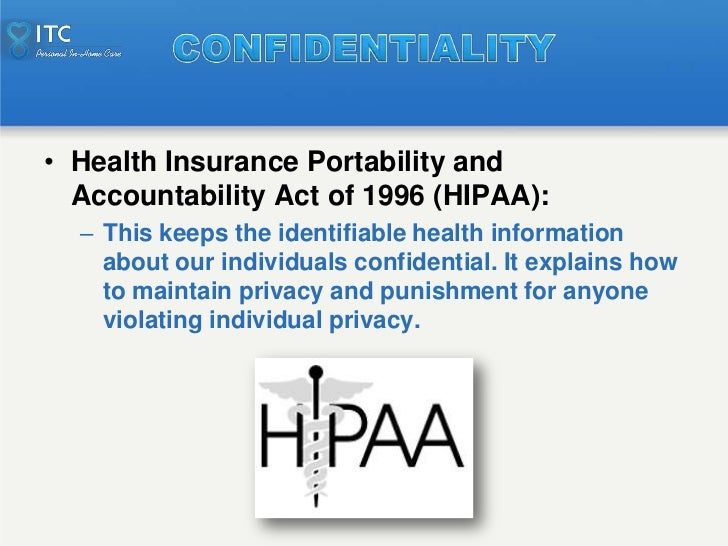 the legal implications of the health insurance portability and accountability act hipaa in the conte
